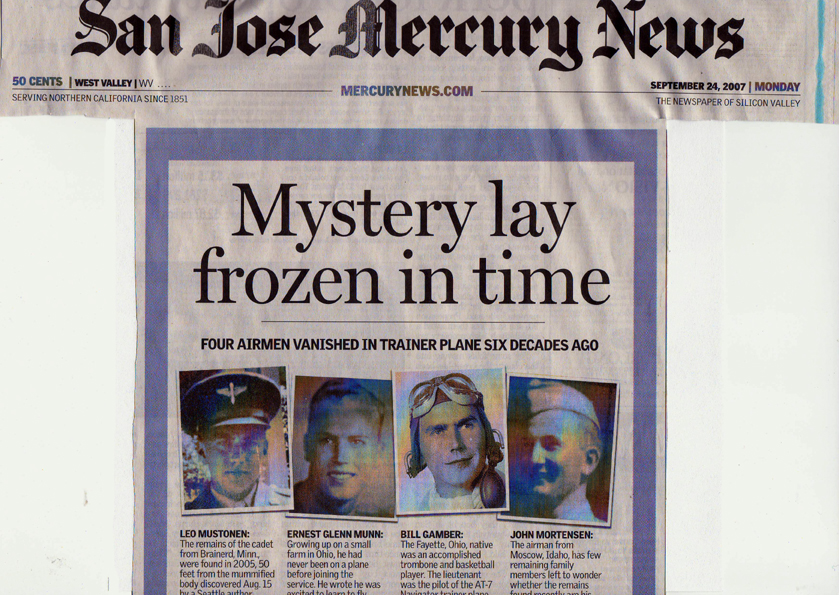 san jose mercury news. San Jose Mercury News 9/24/07